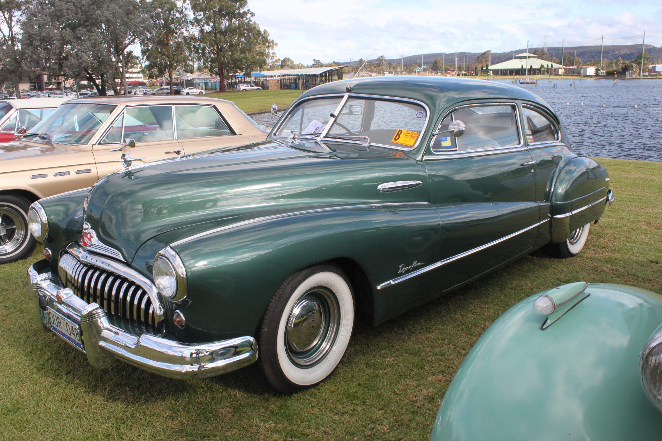 Buick Roadmaster 1948 Dynaflow