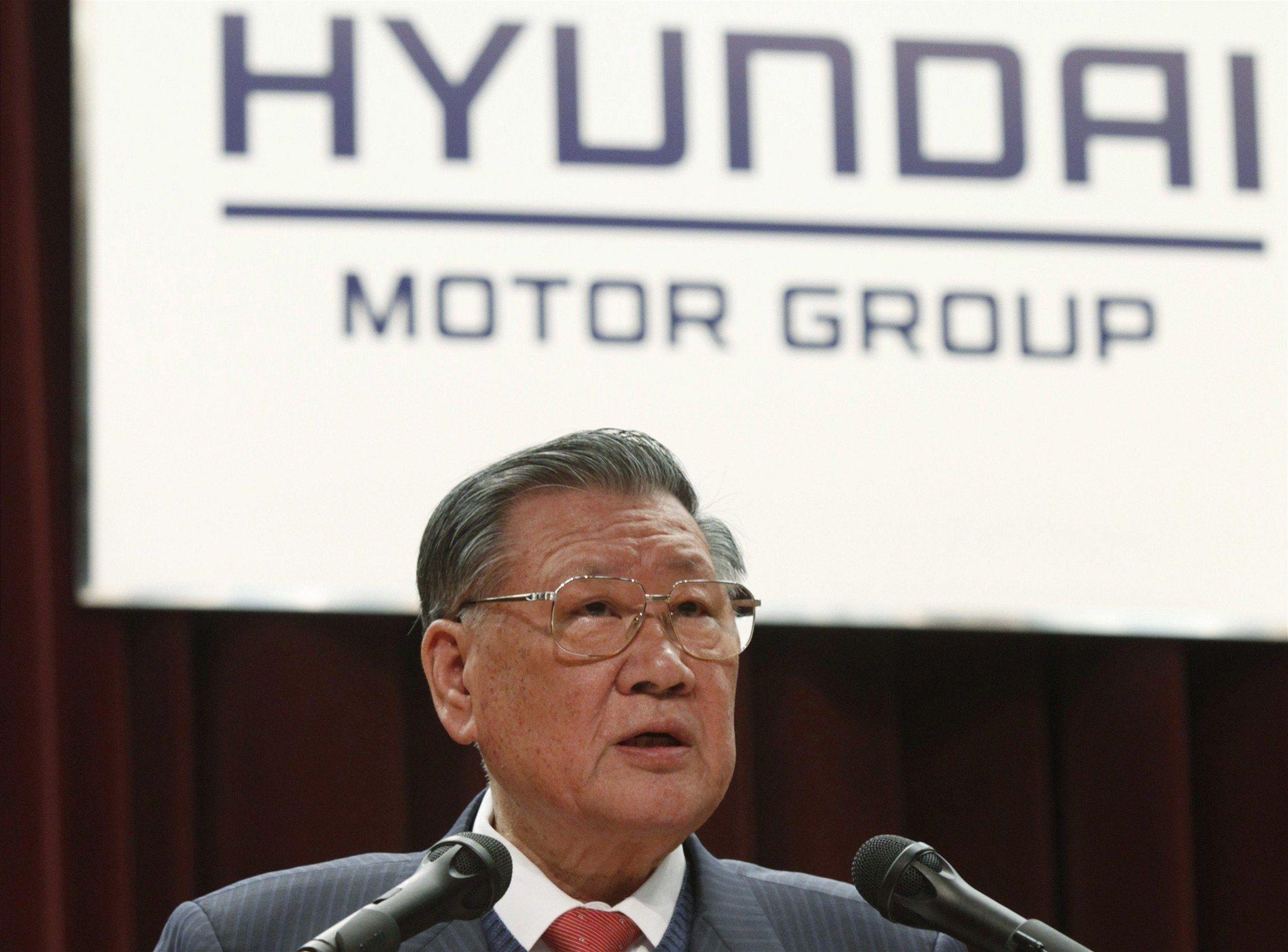 Чон Чжу Ен – основатель корпорации Hyundai