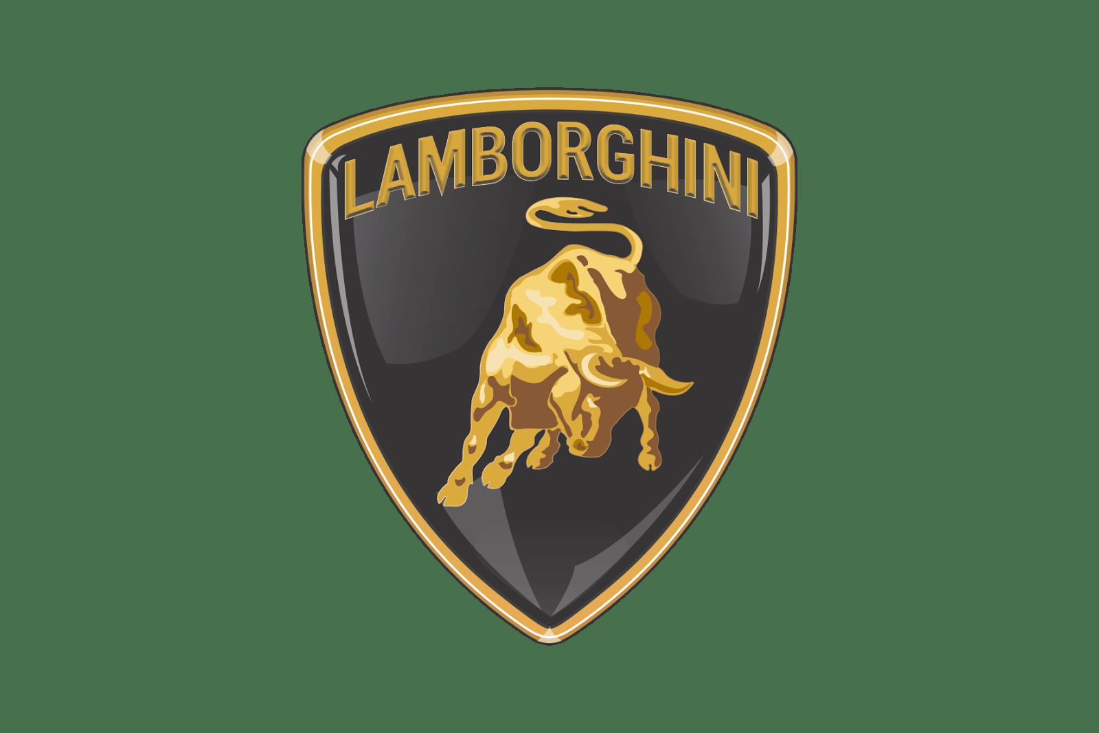 Эмблема бренда Lamborghini
