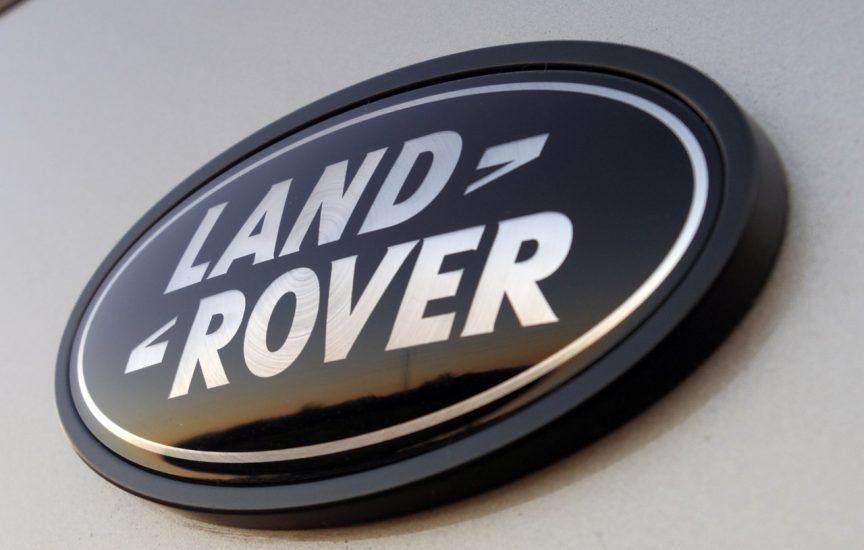 эмблема логотип Land Rover