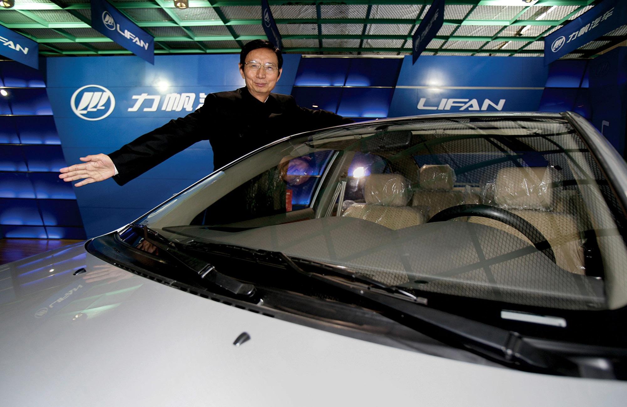 Инь Миншань – основатель бренда Lifan