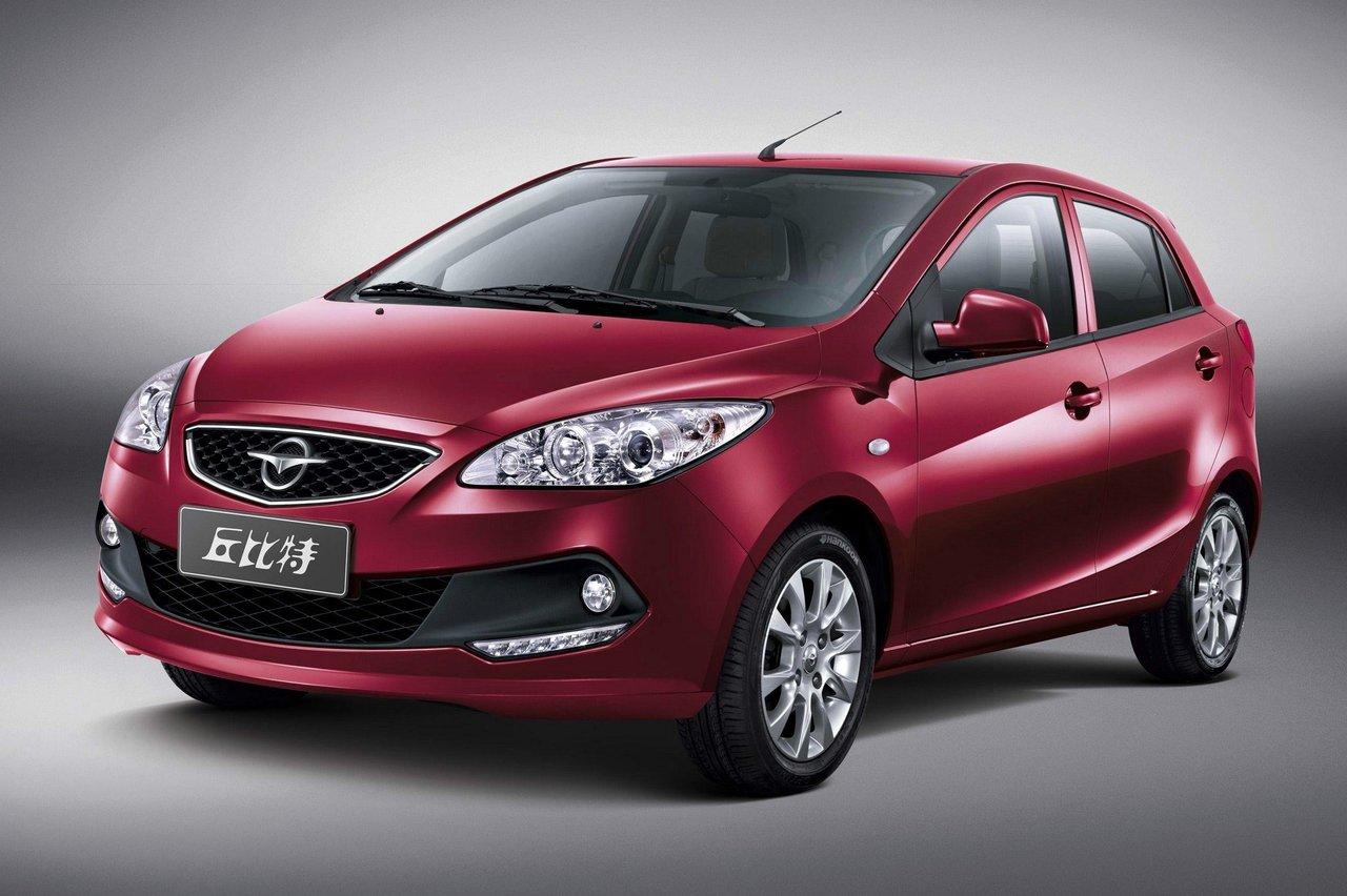 Китайский автомобиль Haima7
