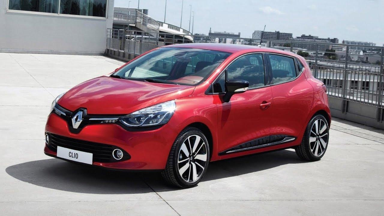 Компактный Renault Clio