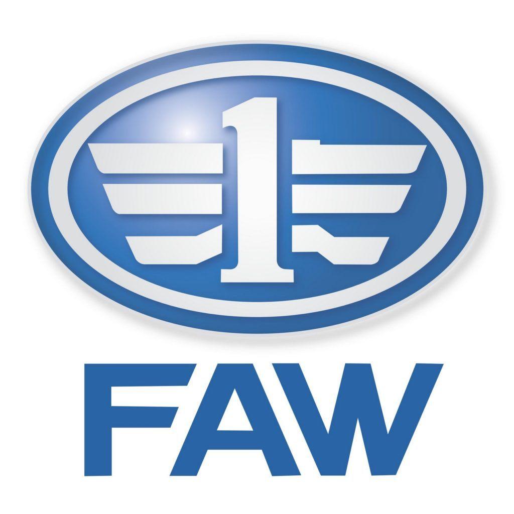 Логотип марки FAW