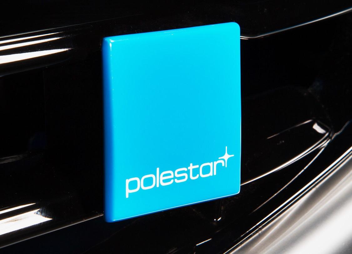 Первый логотип Polestar