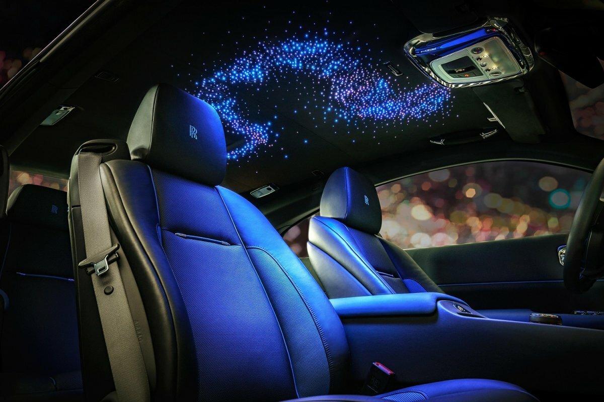 Модернизация потолка авто