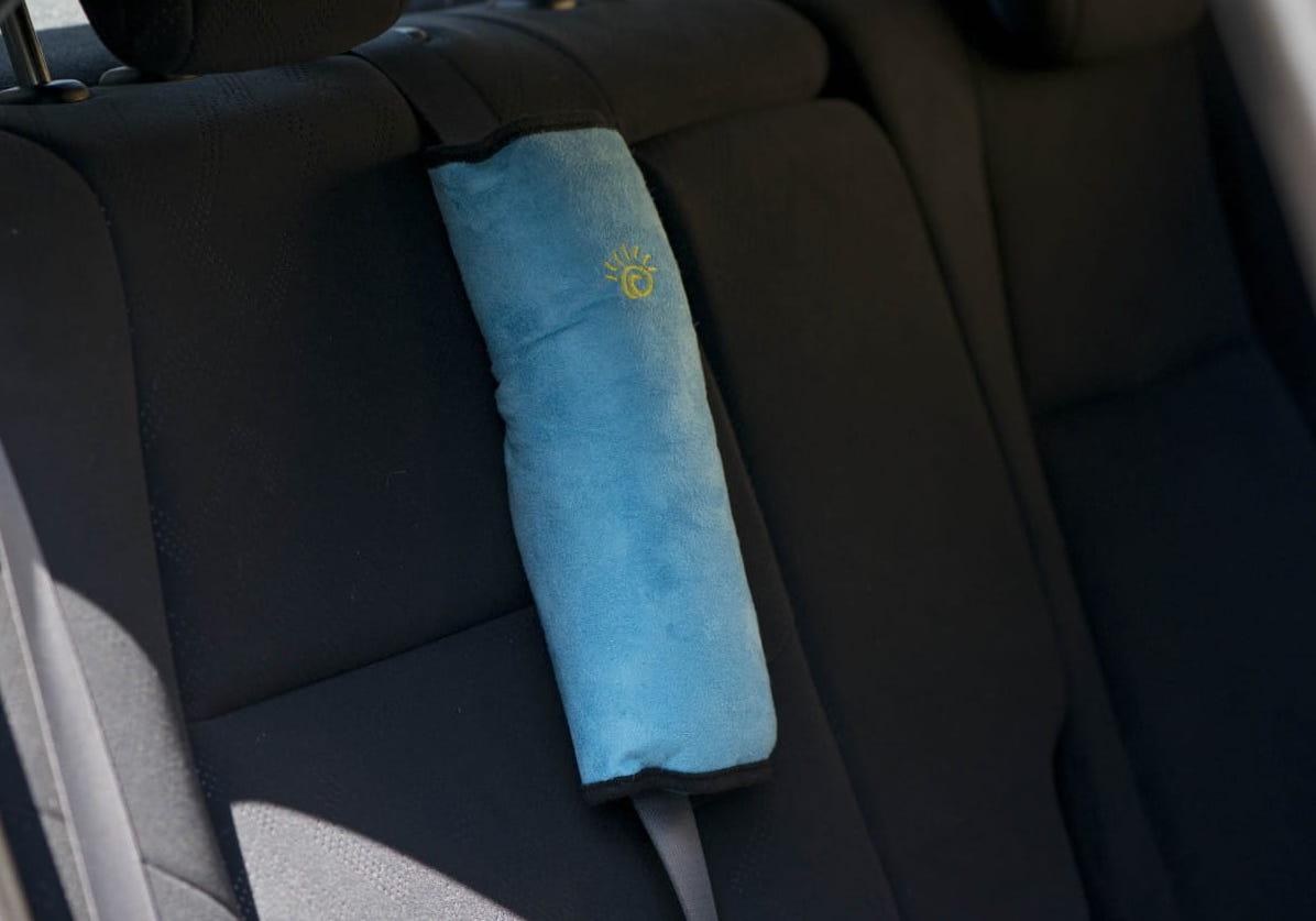 накладка на ремень безопасности в машине