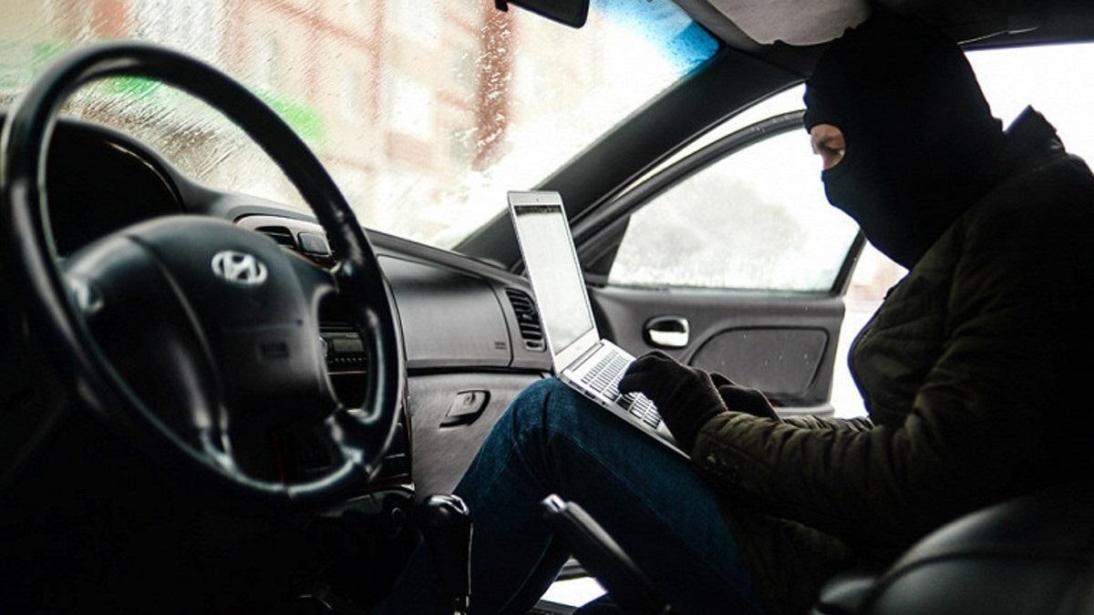 Нестандартная защита авто от угона