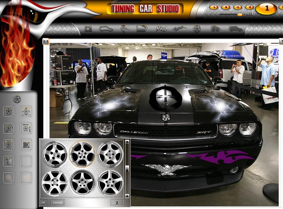 Обзор программы Tuning Car Studio SK2