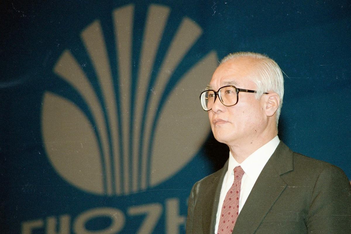 Основатель компании Daewoo Ким Ву Чонг