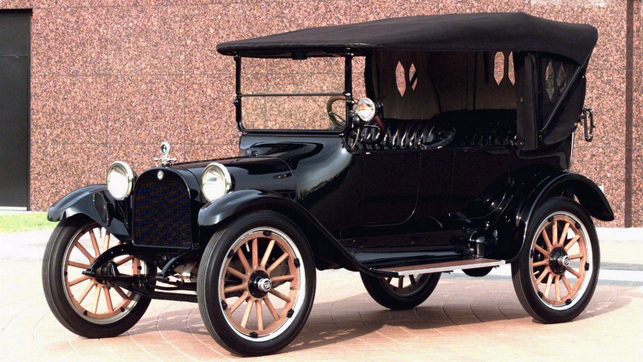 Первый автомобиль марки «Додж»