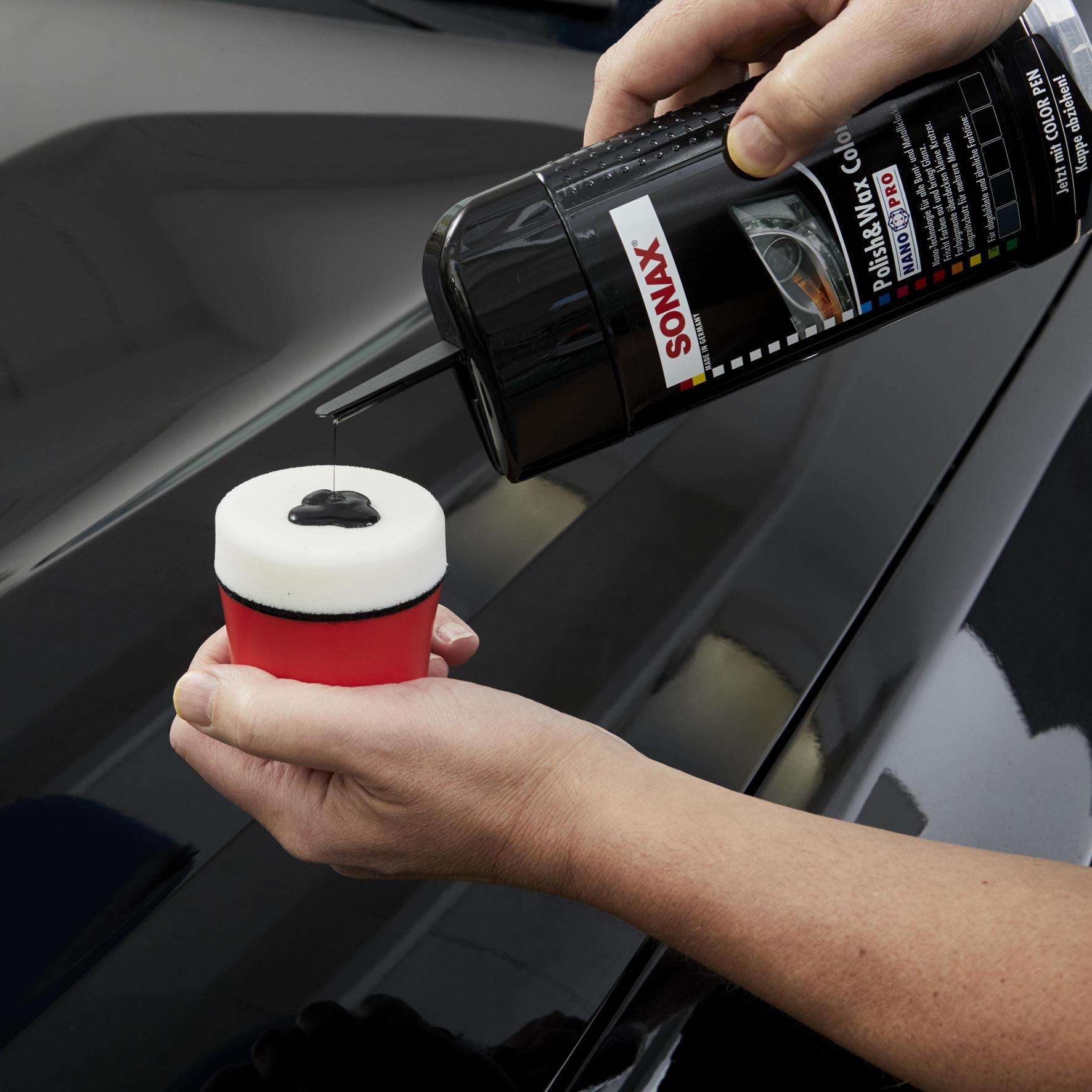 Полироль Sonax для автомобиля