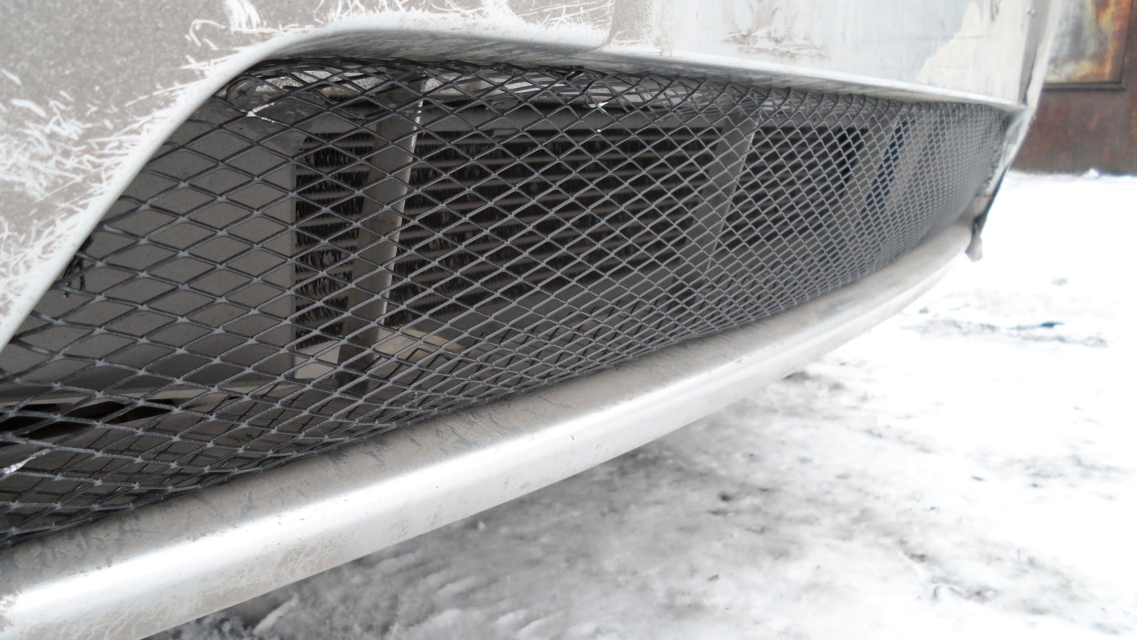 решетки для бамперов машины