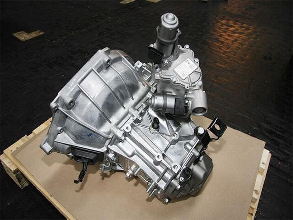 Роботизированная КПП ВАЗ-2182