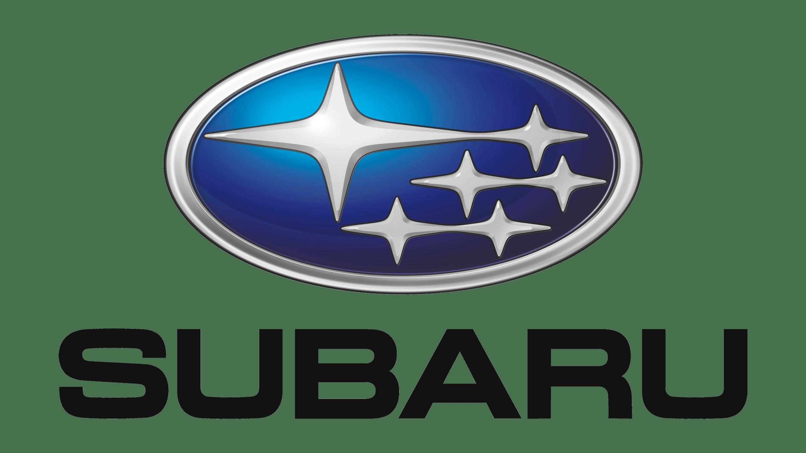 "Логотип компании ""Субару"""