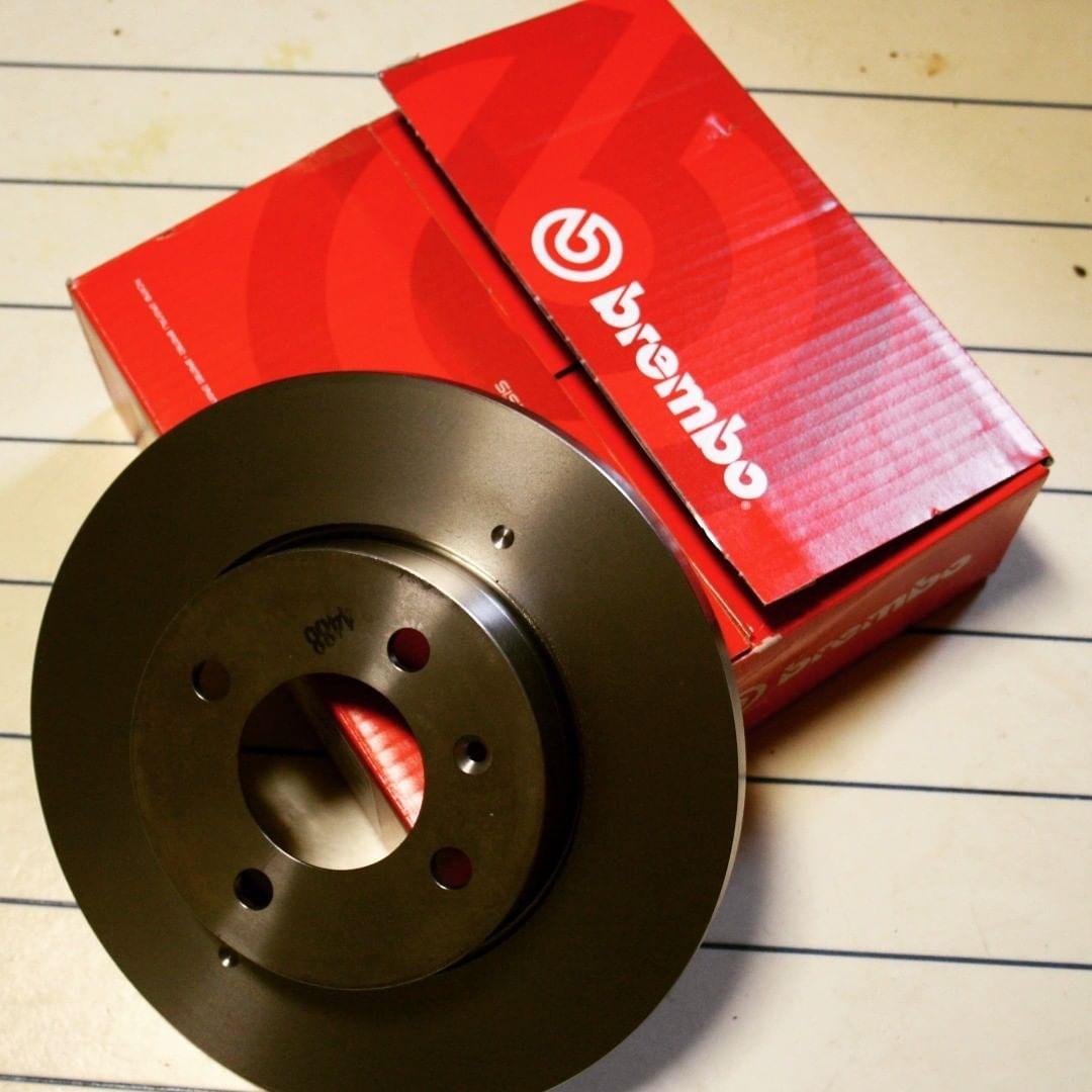 Тормозные диски BREMBO