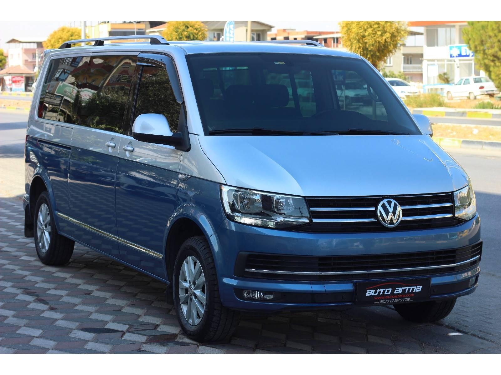 Volkswagen Caravelle DSG