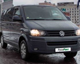 Volkswagen Caravelle с АКПП