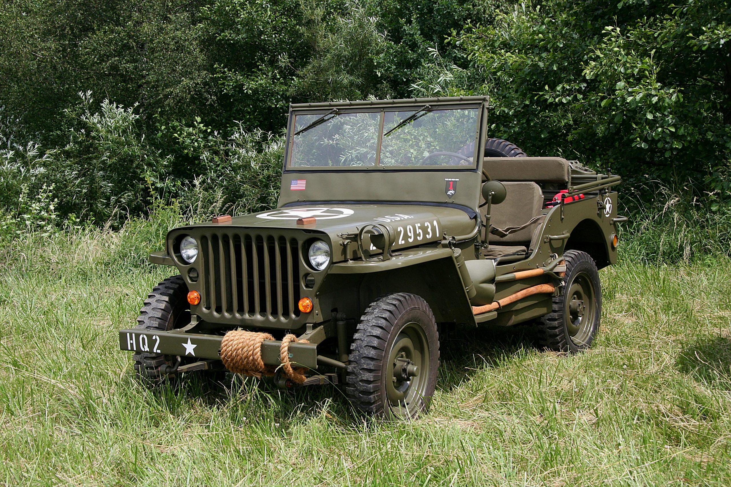 Willys MB – прототип «Джипа»