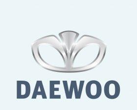 значок марки Daewoo