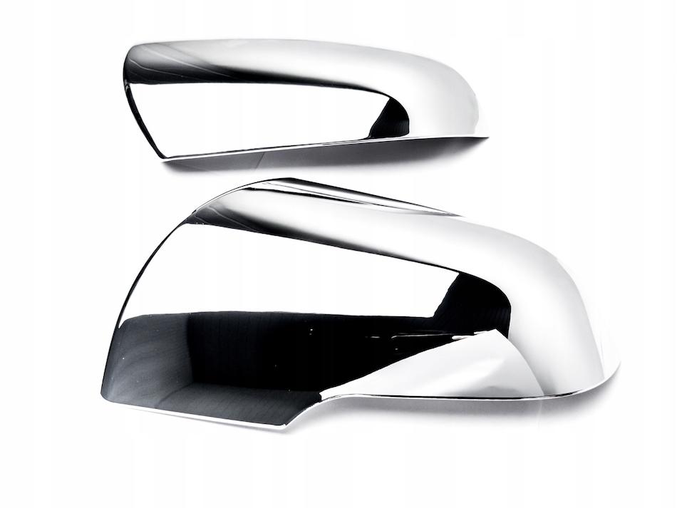 Накладки на зеркала для Hyundai Creta