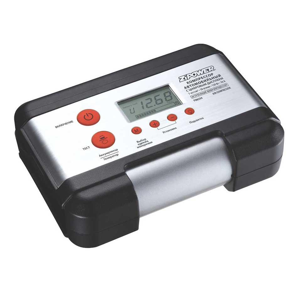 Автокомпрессор ZiPOWER PM6504
