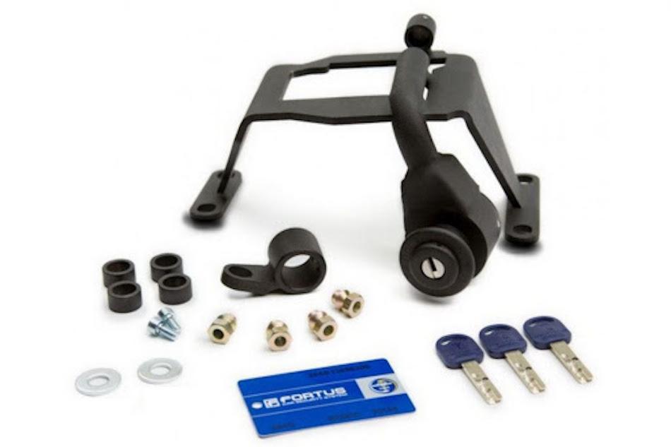 Механический блокиратор КПП-АКПП «Мультилок» (Mul-T-Lock) PEUGEOT