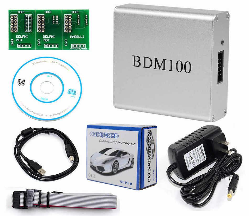 Программатор BDM 100 V1255