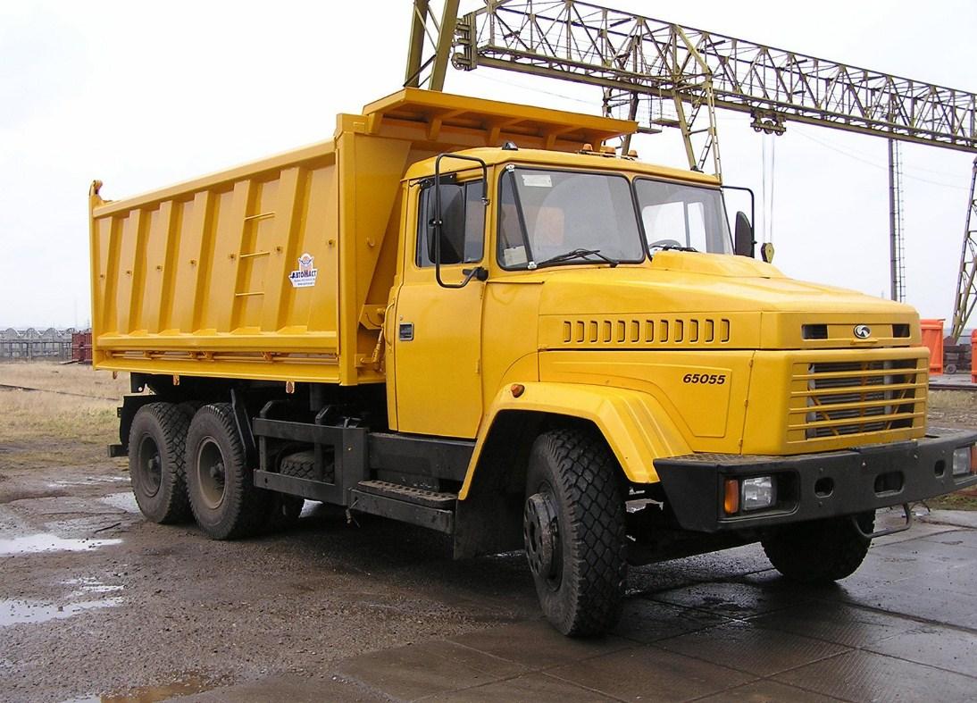 КрАЗ-65055