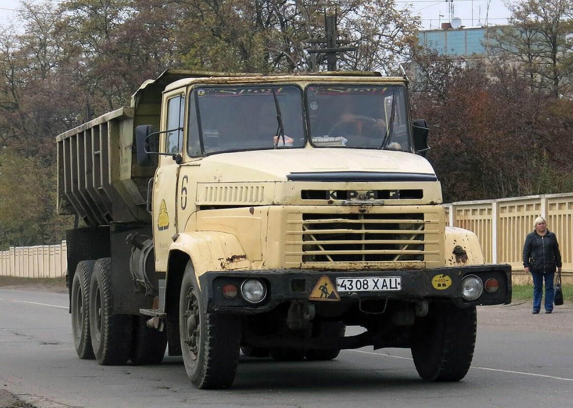 Бортовой КрАЗ-6510