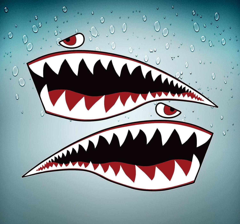 Акула или зубы акулы