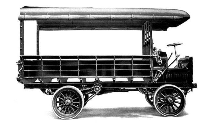 ALCO 3-ton truck