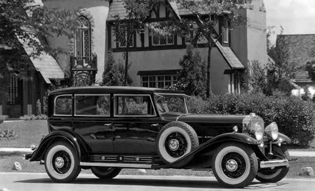 Автомобиль «Кадиллак»