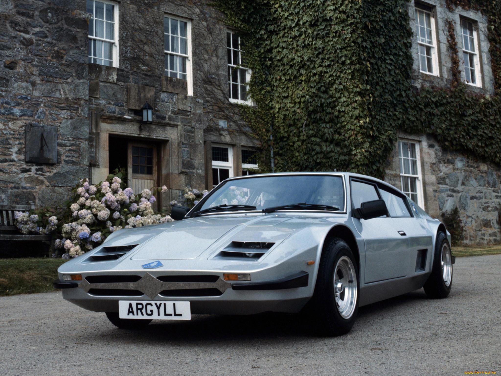 Автомобиль Argyll