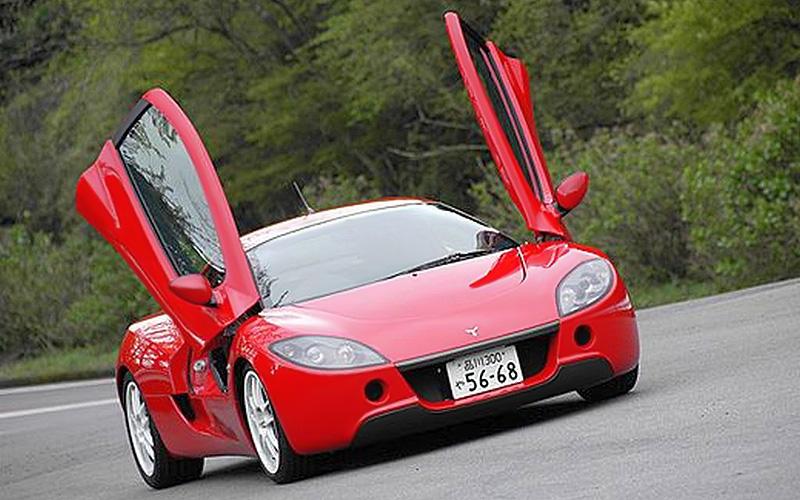 Автомобиль Garaiya