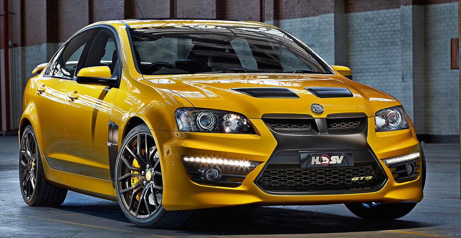 Автомобиль Holden