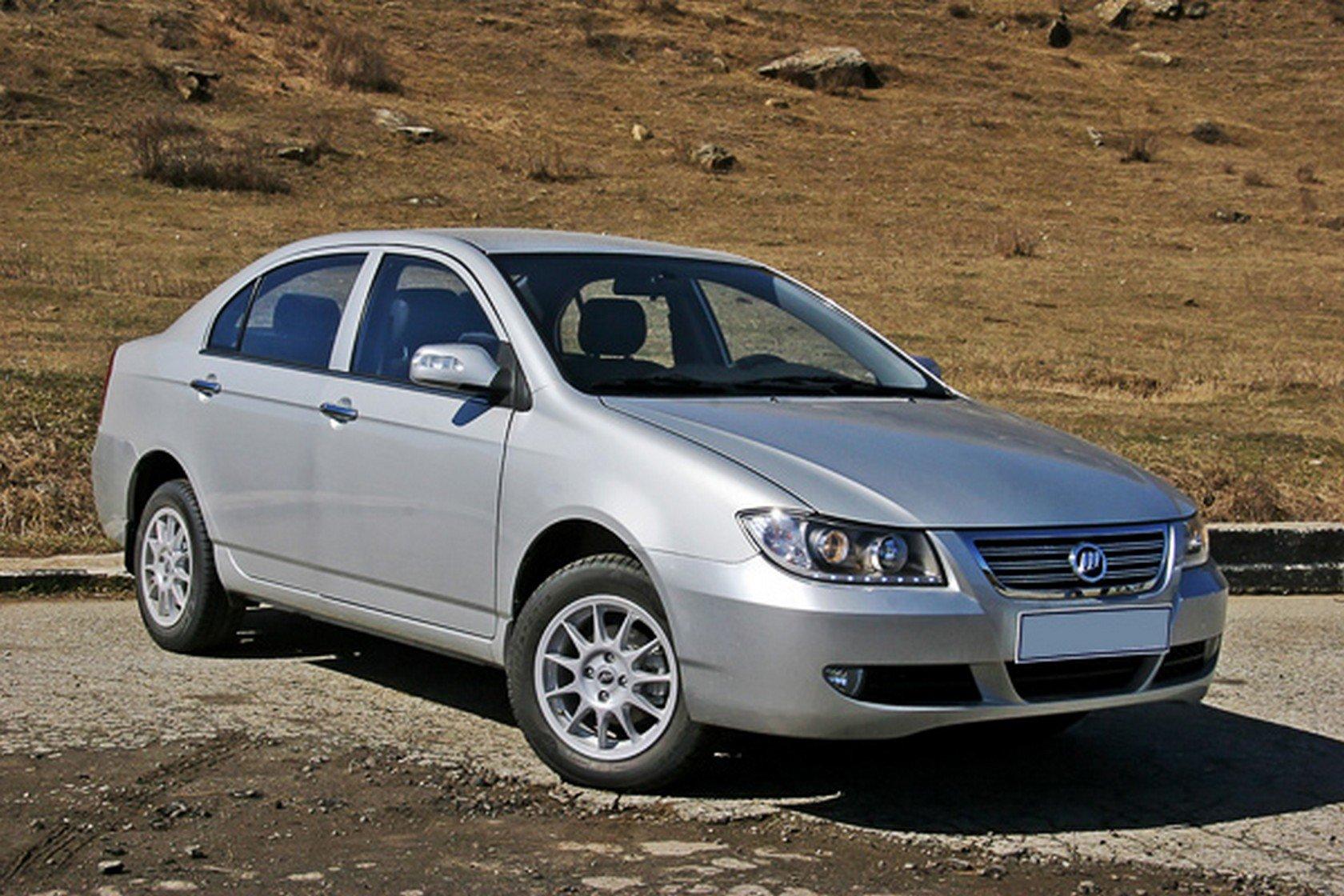 Автомобиль Lifan