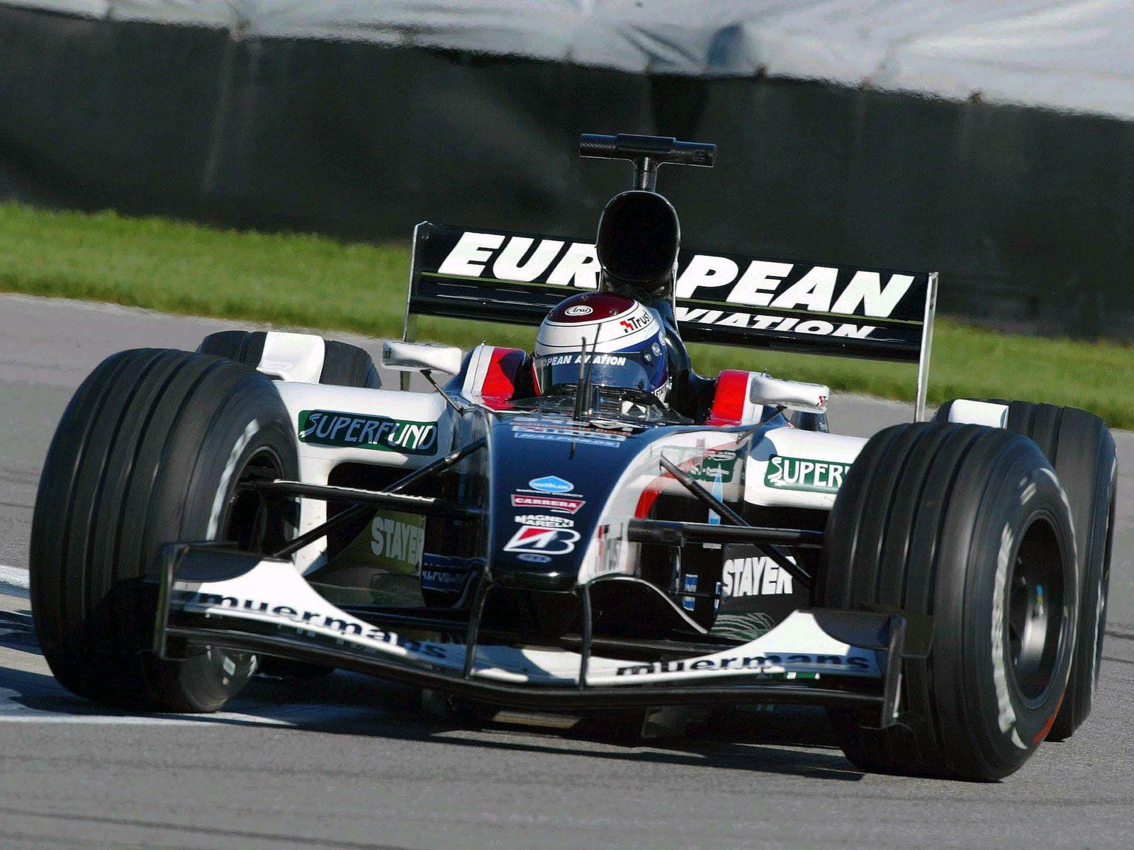 Автомобиль Minardi