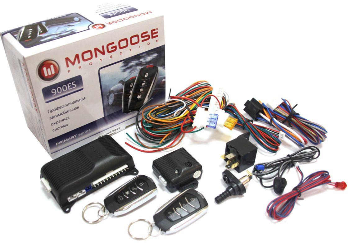 Автосигнализация Mongoose 900ES