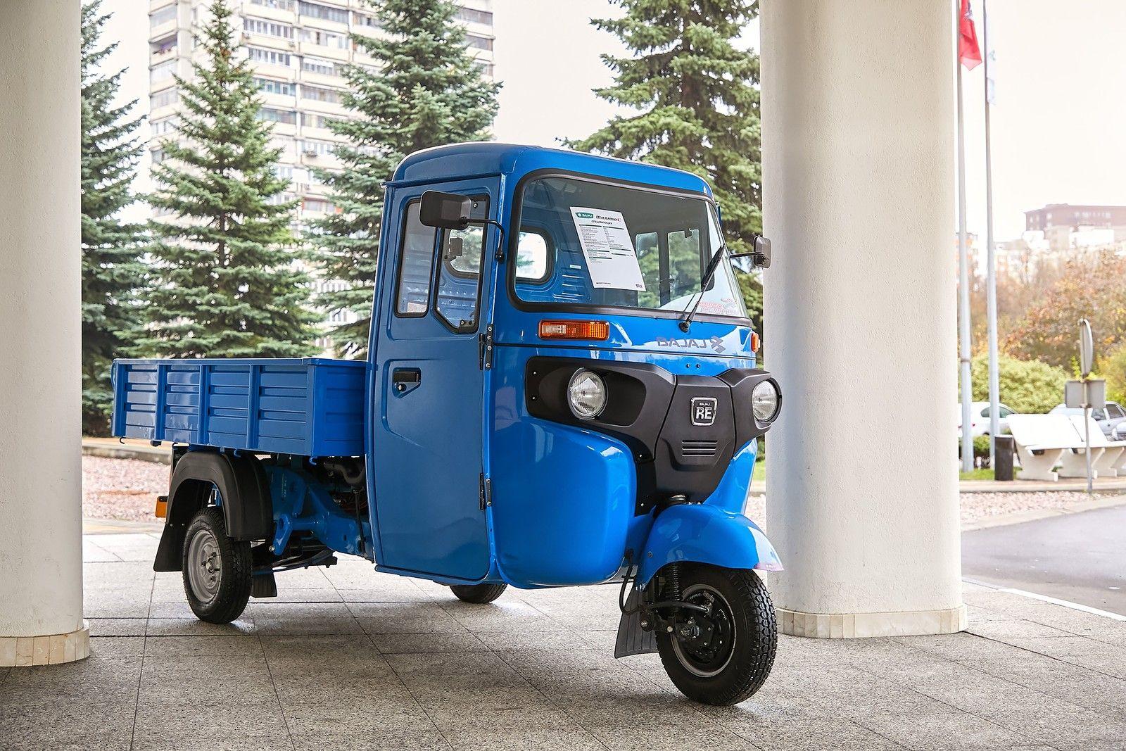 Бренд Bajaj Auto