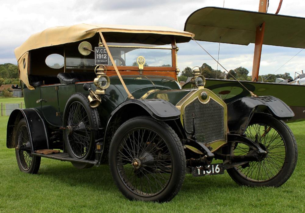 Crossley Model 15 (1912 года)