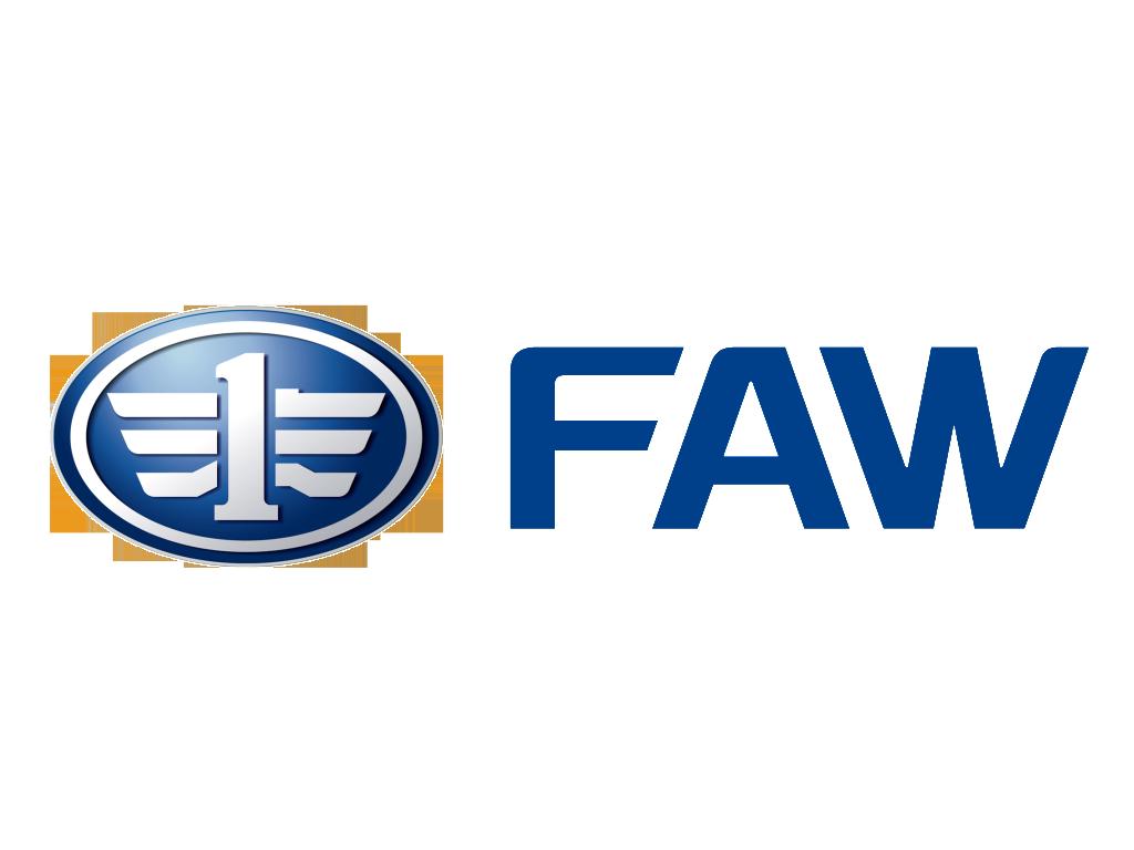 FAW логотип авто