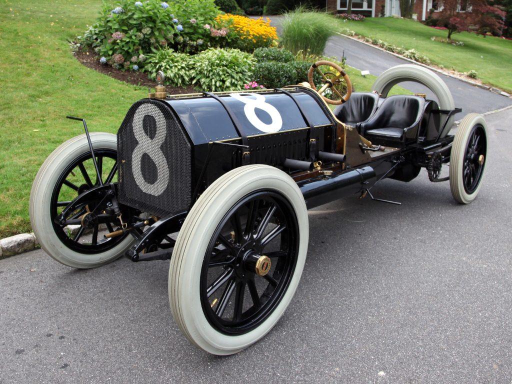 Гоночный автомобиль Bete Noir