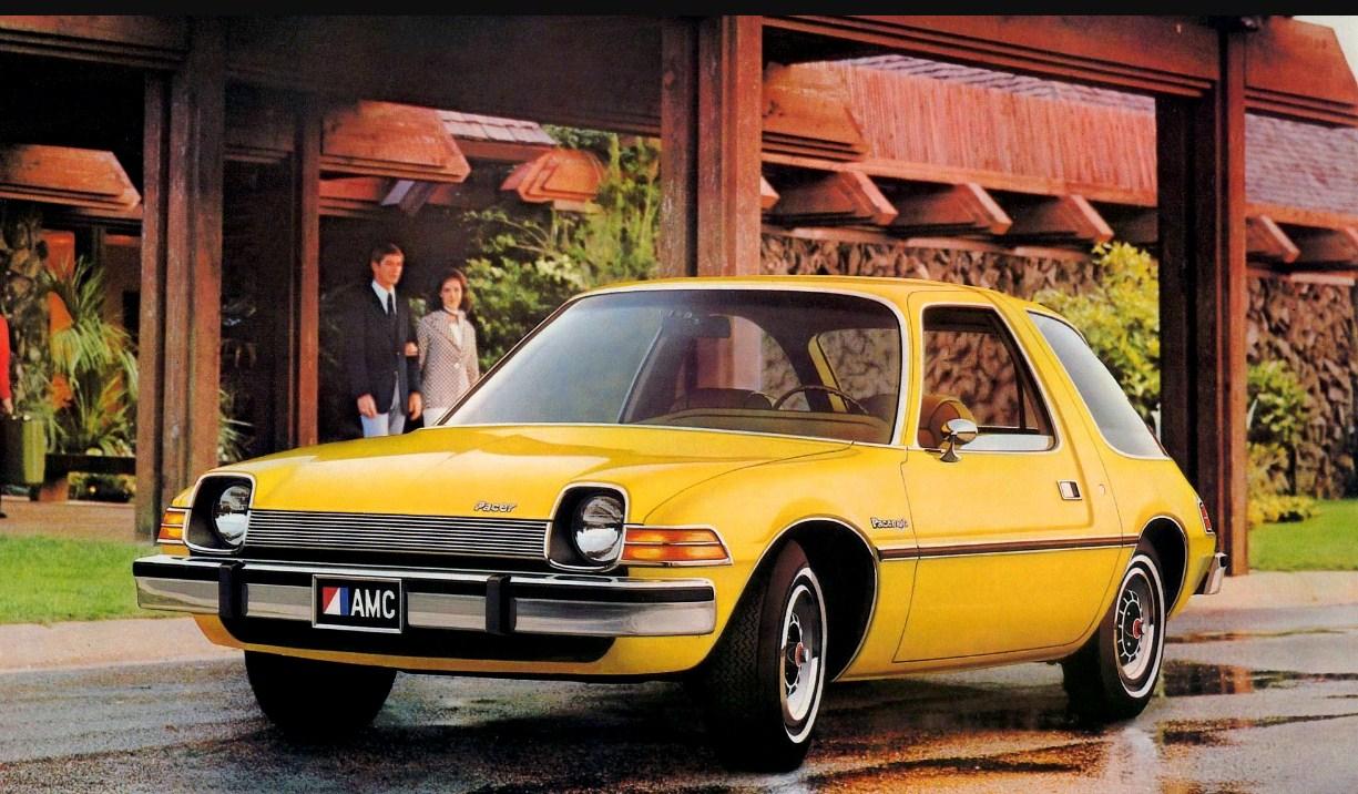 Автомобиль AMC