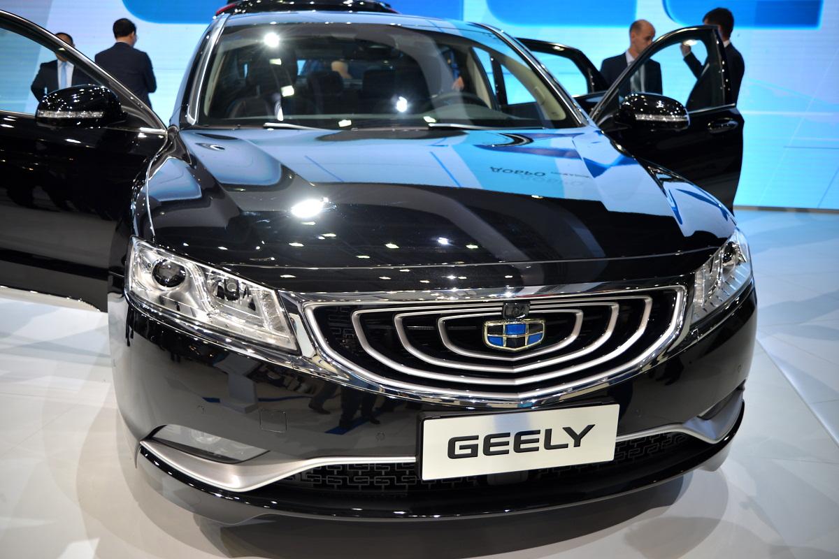 История Geely Automobiles