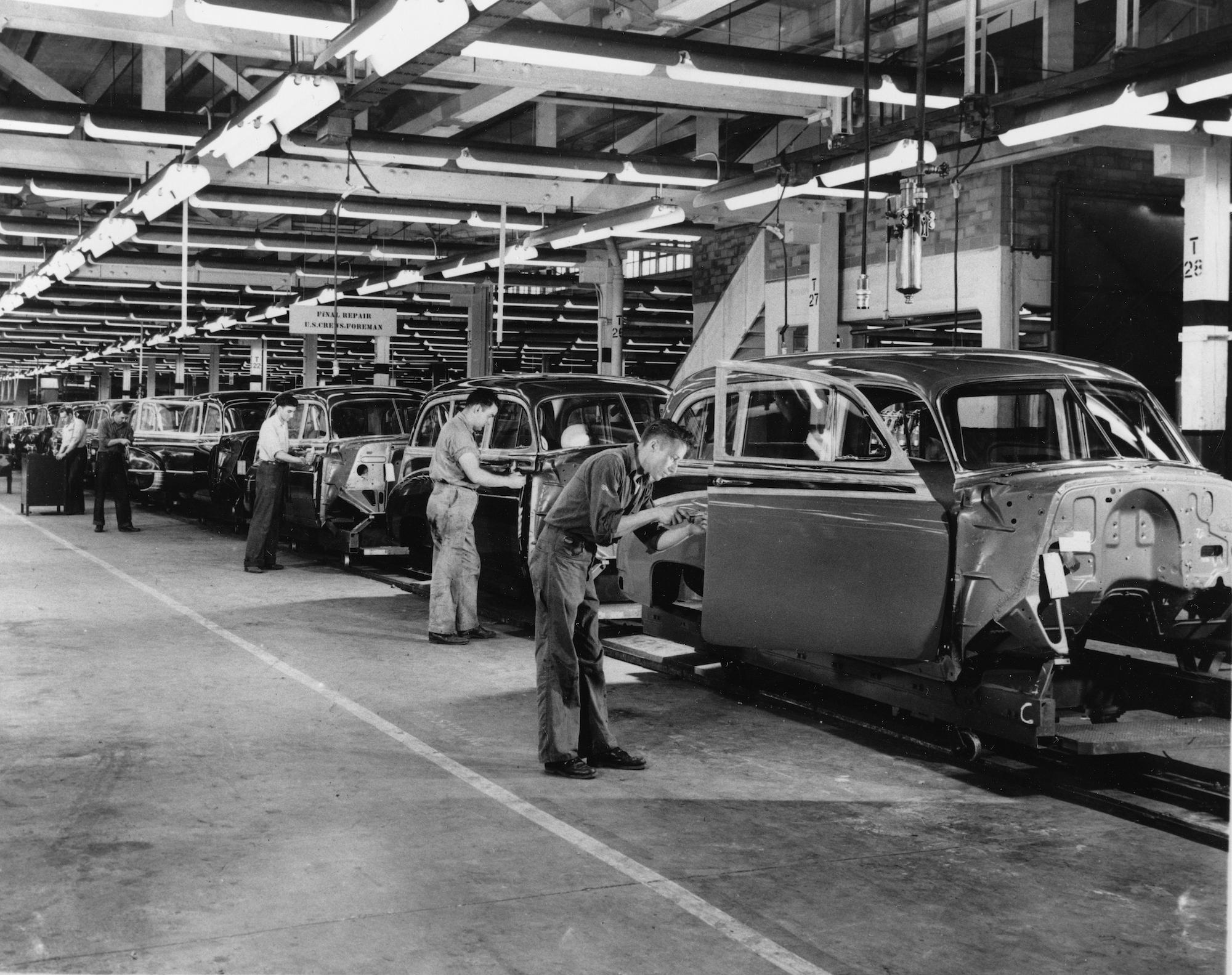 История развития автомобилестроения в Германии