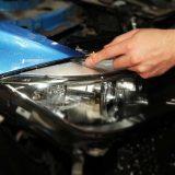 Как снять тонировочную пленку с фар автомобиля: причины удаления, инструменты, способы и этапы