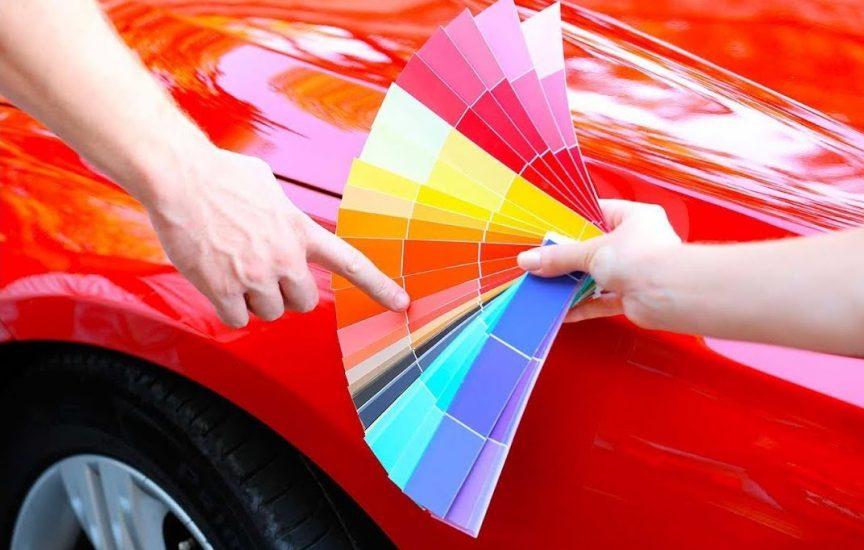 как узнать номер краски автомобиля vw