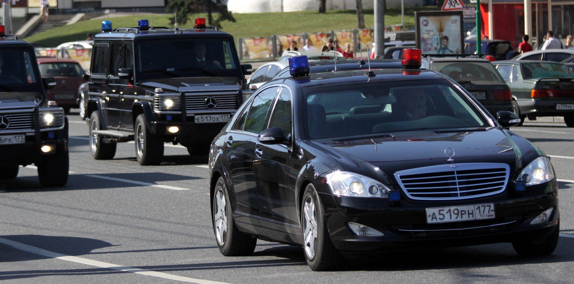 Какие серии и номера авто используются у правительства и силовых структур