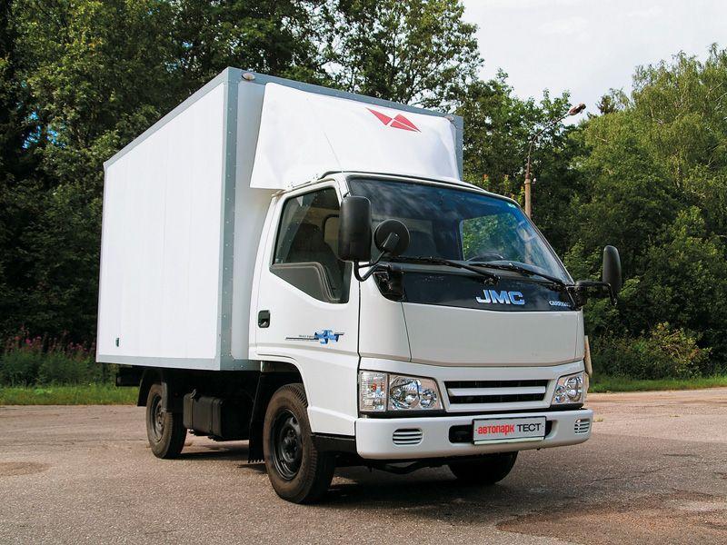 Китайский грузовик JMC 1032